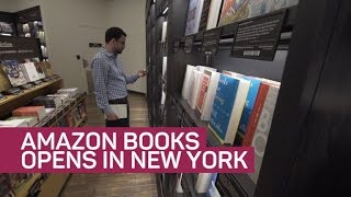 The Big Apple gets its own Amazon Books
