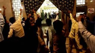 Al Amann Al amann - Outside Sayedah Zainabs a.s shrine 2010