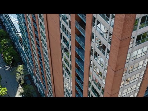 Fall Protection Systems and High Rise Window Washing