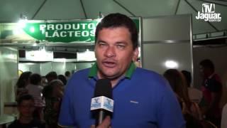 FENERJ Jaguaribe - Ronaldo Nunes destaca a importância da Feira da cidade