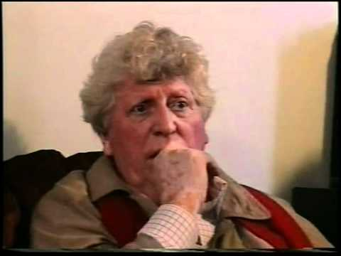 Tom Baker (Doctor Who actor) Wine & Dine Interview 1999 *strong language*