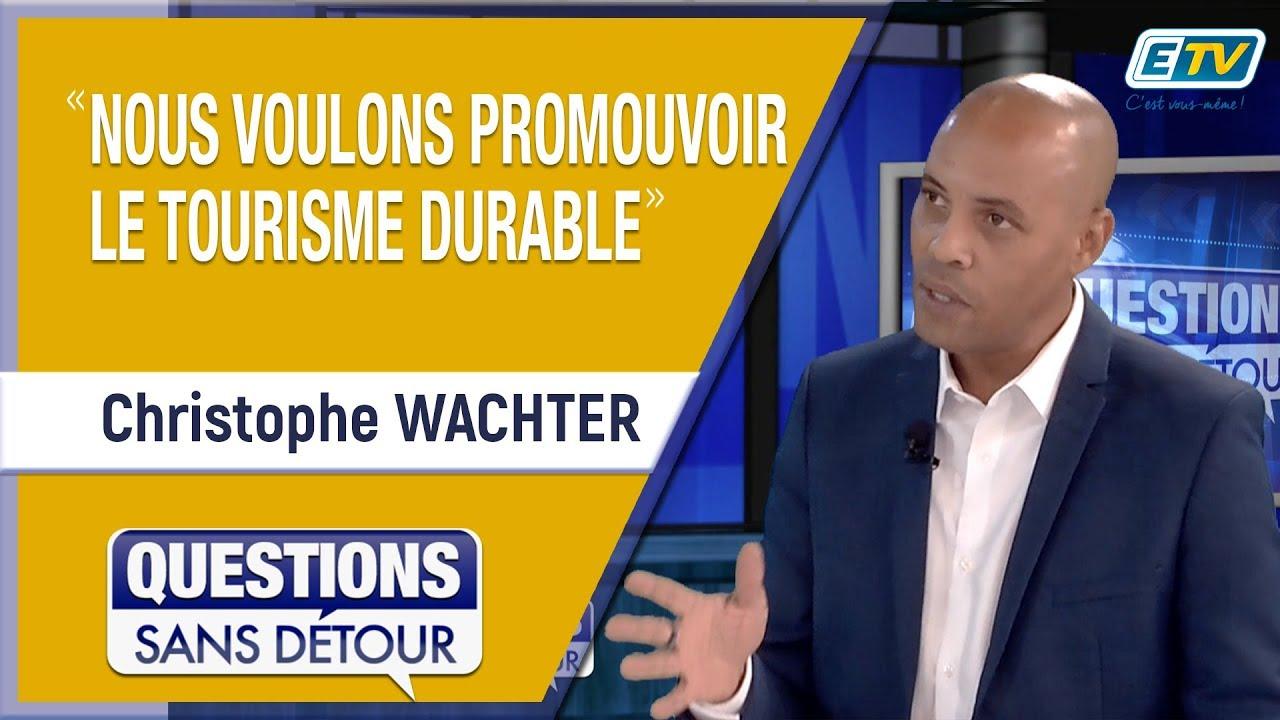 Questions Sans Détour avec Christophe WACHTER