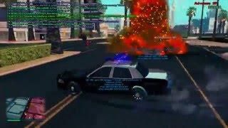 Разрушение Advance Role Play: Примеряем полицейскую форму #1