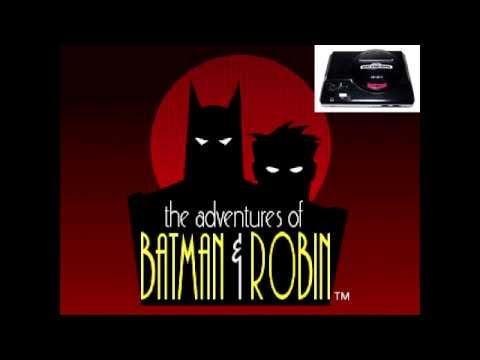 The Adventures of Batman & Robin [OST] - Big Boss [Sega Genesis Music VA6]