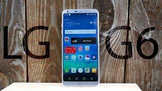 LG G6 - Обзор