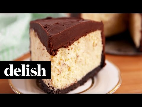 Baileys Cheesecake | Delish