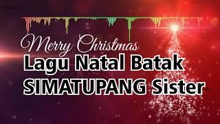 Full Album Lagu Natal Terpopuler 2017 Simatupang Sister