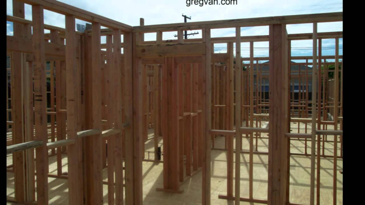 Wall Framing what are wall framing blocks? - home building and carpentry - youtube