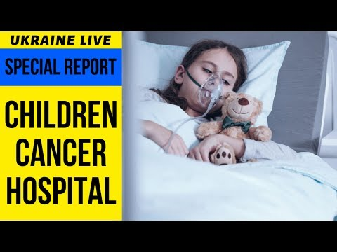 special-report-live-from-ukraine-children's-cancer-hospital