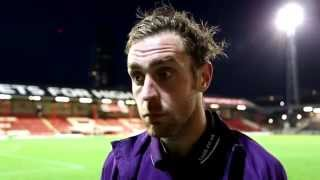 BRENTFORD 2-1 DERBY COUNTY | Richard Keogh Post-Match