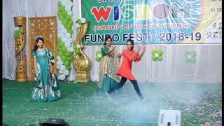 FUNDO FEST   WISDOM HIGH SCHOOL   SILVER JUBILEE CELEBRATIONS   WARANGAL   Part 05_03/4  