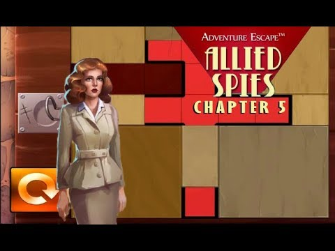 Adventure Escape: Allied Spies Chapter 5