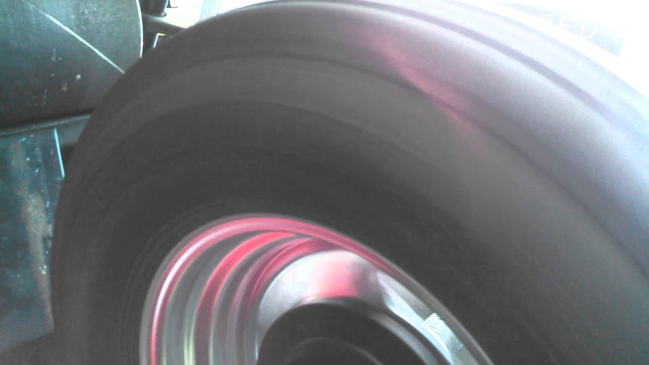 tire hop caused by out of round rim