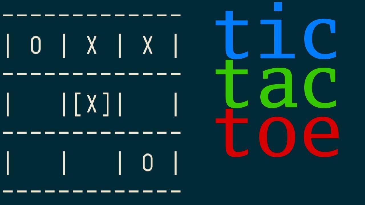 Tic Tac Toe Online 2 Player