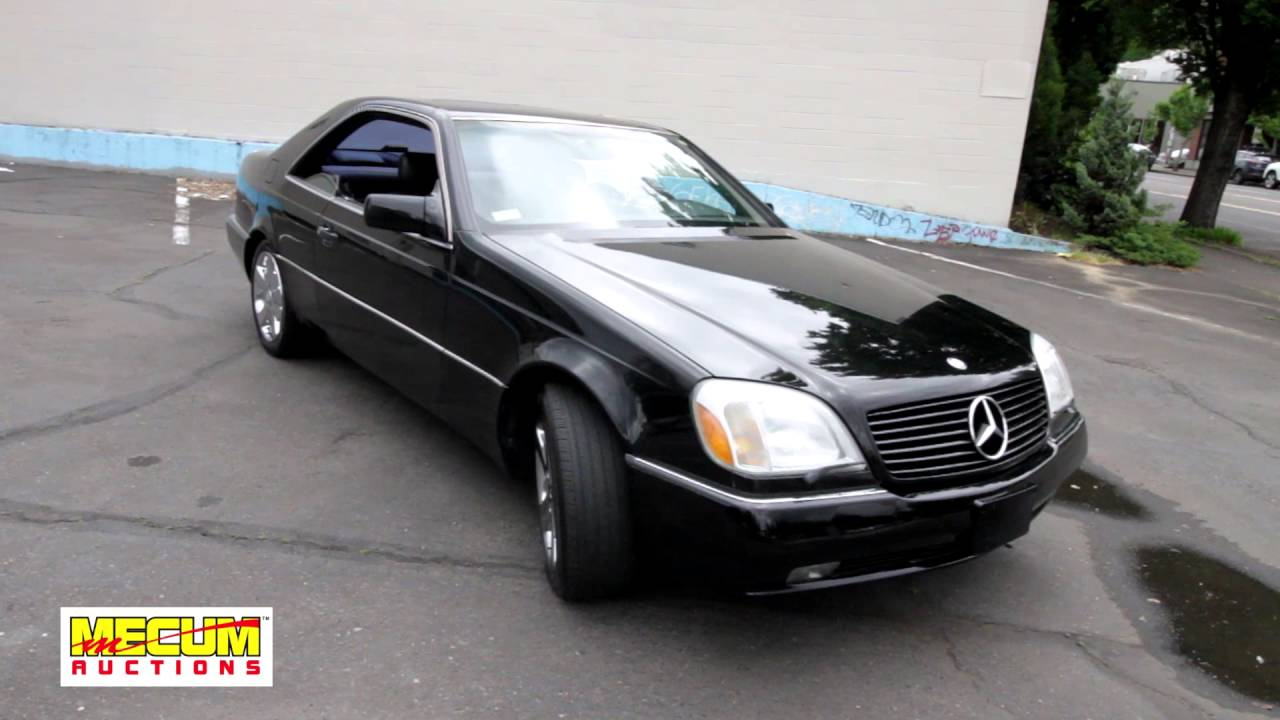 1994 mercedes benz s500 coupe youtube for 1994 mercedes benz s500