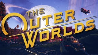 THE OUTER WORLDS СТРИМ-ПРОХОЖДЕНИЕ #4