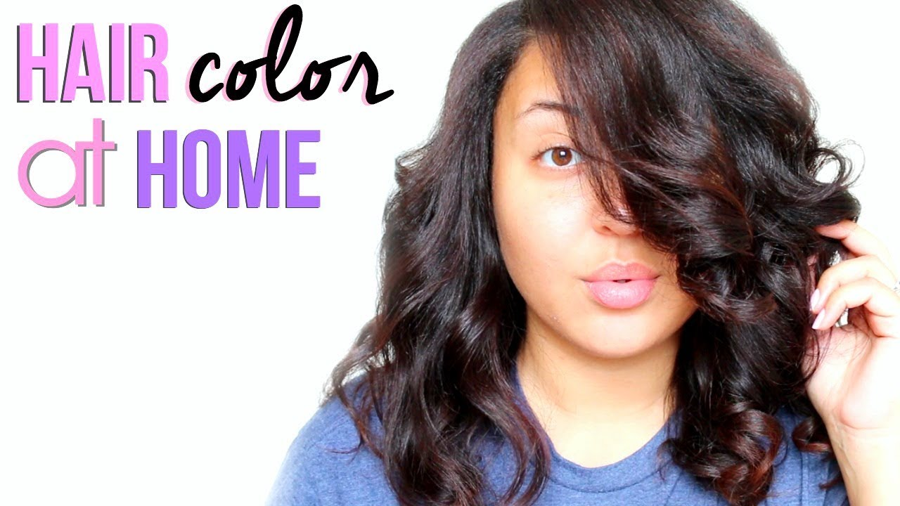 HOW TO COLOR YOUR HAIR AT HOME | HAIR COLOR TIPS FROM A PRO ...