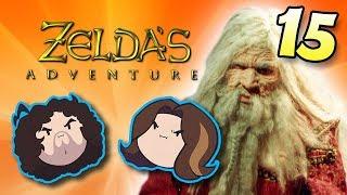 Zeldas Adventure Step Back - PART 15 - Game Grumps