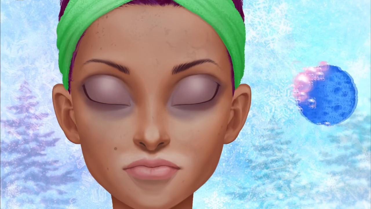 juegos para nias maquillaje de belleza hair salon u spa juegos infantiles para chicas
