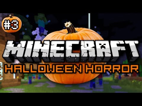 Minecraft: HALLOWEEN HORROR Mini-Game