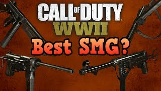 Best SMG! - Call of duty world war 2 guides