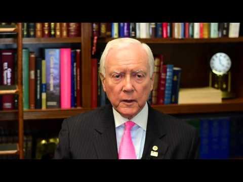 Senator Hatch on the President's decision to reject Keystone