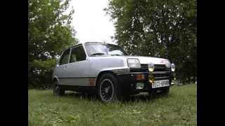 тест драйв Renault 5