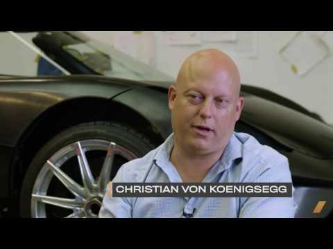 Christian Von Koenigsegg on Cars [PART 2] -- /DRIVEN