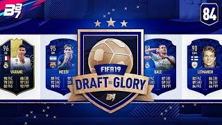 GAME ABANDONED! | FIFA 19 DRAFT TO GLORY #84