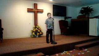 Jaren Williams - Amazing Grace My Chains are Gone