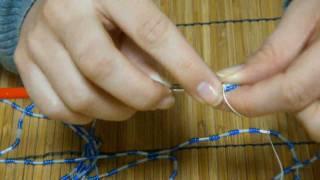 Урок по плетению турецкого жгута