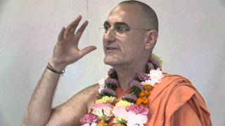 Nauka Otnoshenij (part 2) HH Bhakti Vidya Purna Swami - Riga, Latvia