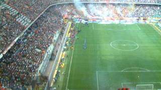 AC Milan - AS Roma 2003-2004 cz.1