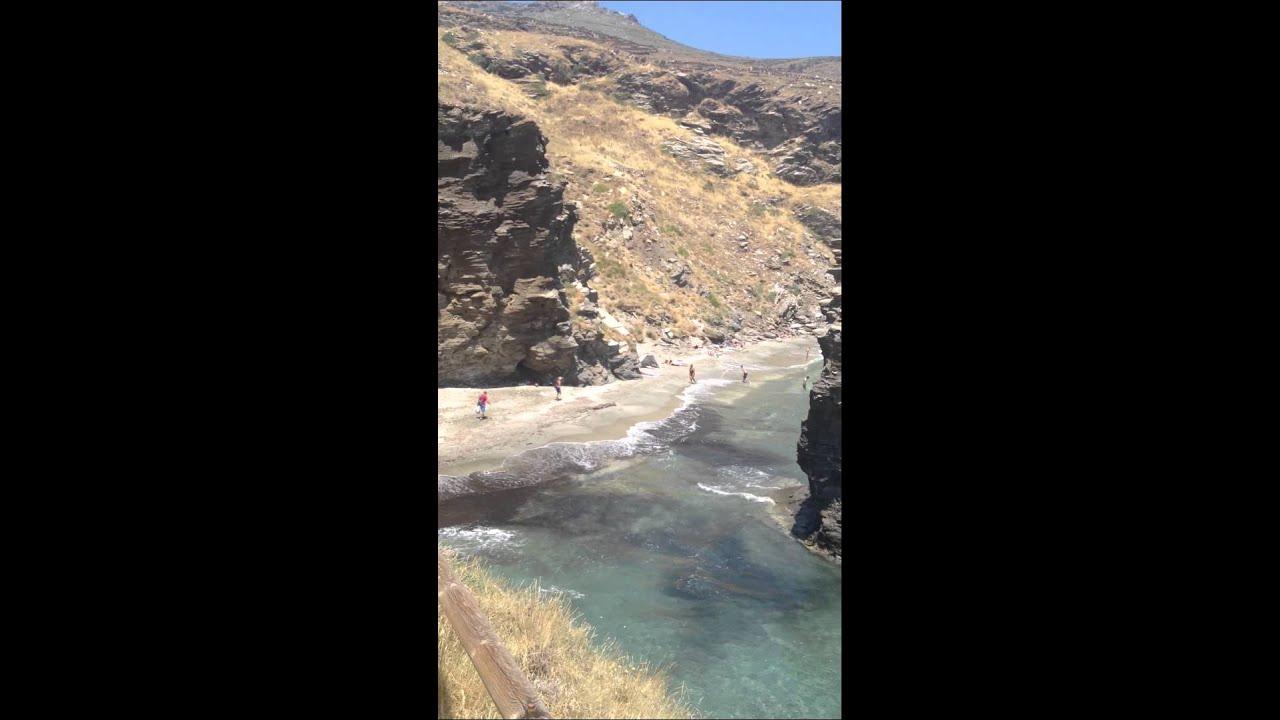 Download grias pidima beach andros greece
