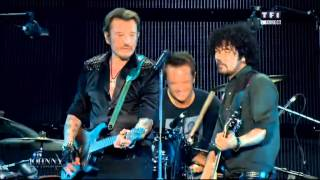 Johnny Hallyday Bercy 2013 part 2