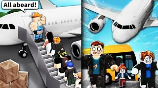 I became a Roblox pilot...