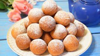 Творожные Пончики из Советского Детства ✧ Любимый рецепт