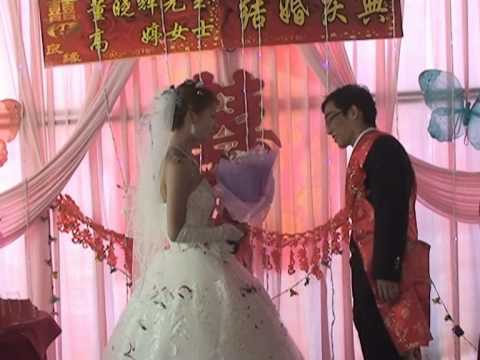 My wedding in China———2