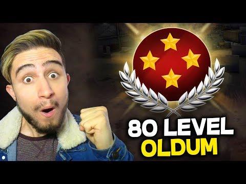 TR'DE İLK! 80 LEVEL OLDUM !! EN DEĞERLİ ÖDÜLLERİ VERDİ !! - ZULA