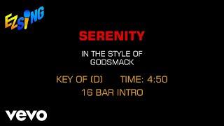 Godsmack - Serenity (Karaoke)