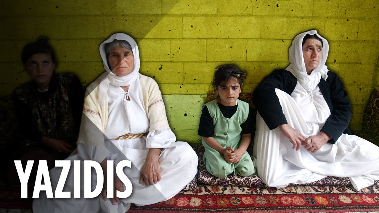 Yazidi People Here's Why ...