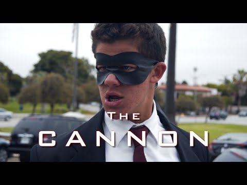 The CANNON - AP Calculus AB Project 2017