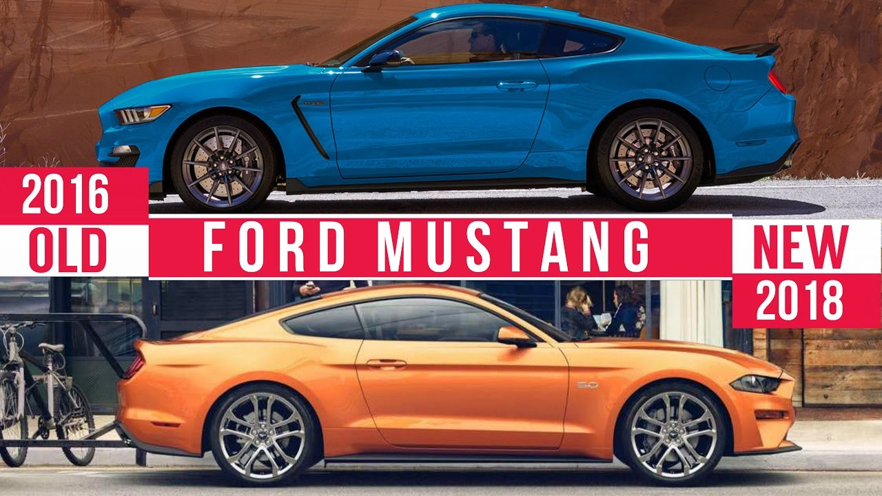 2016 2018 mustang gt youtube. Black Bedroom Furniture Sets. Home Design Ideas
