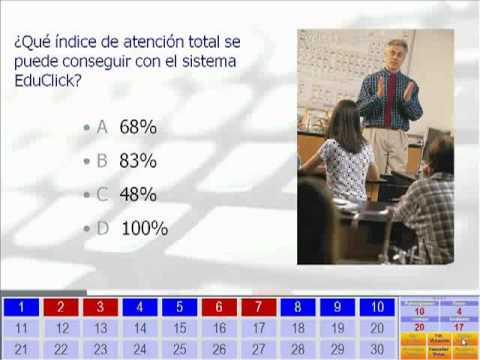 Classroom - 6. Evaluación formativa y sumativa (Videoguía EduClick)