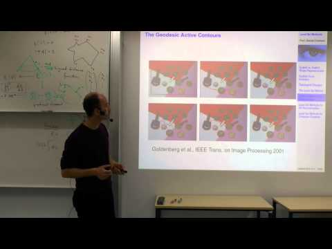 Variational Methods for Computer Vision - Lecture 13 (Prof. Daniel Cremers)