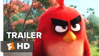 The Angry Birds Movie Official Teaser Trailer #1 (2016) - Peter Dinklage, Bill Hader Movie HD