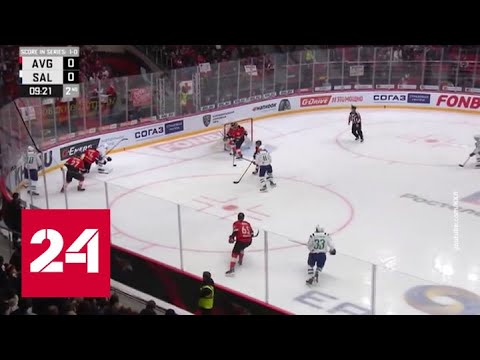 Хоккей. Завершив сезон досрочно, в КХЛ уже думают о следующем - Россия 24