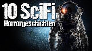 Die gruseligsten Science-Fiction – Hörspiele und Kurzgeschichten – Creepypasta Compilation German