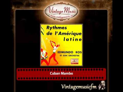 Edmundo Ros And His Orchestra & The Ros-Childs - Cuban Mambo