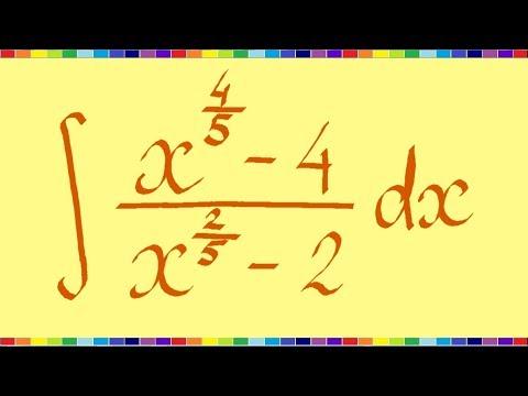 Неопределенный интеграл-48из YouTube · Длительность: 7 мин54 с